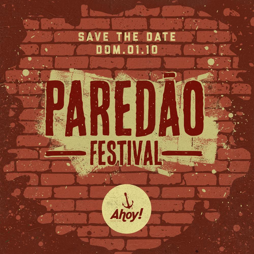 Paredão Festival 2017 - 5ª Edição