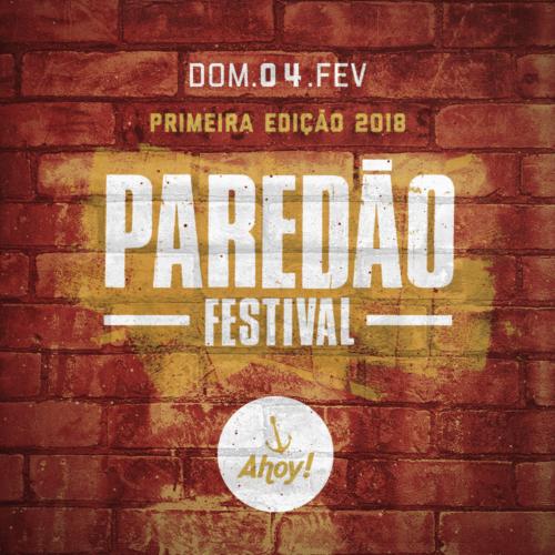 Paredão Festival 2017 - 1ª Edição 2018